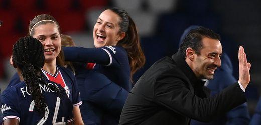 Dzsenifer Marozsán verliert mit Olympique Lyon erstmals nach 73 Spielen