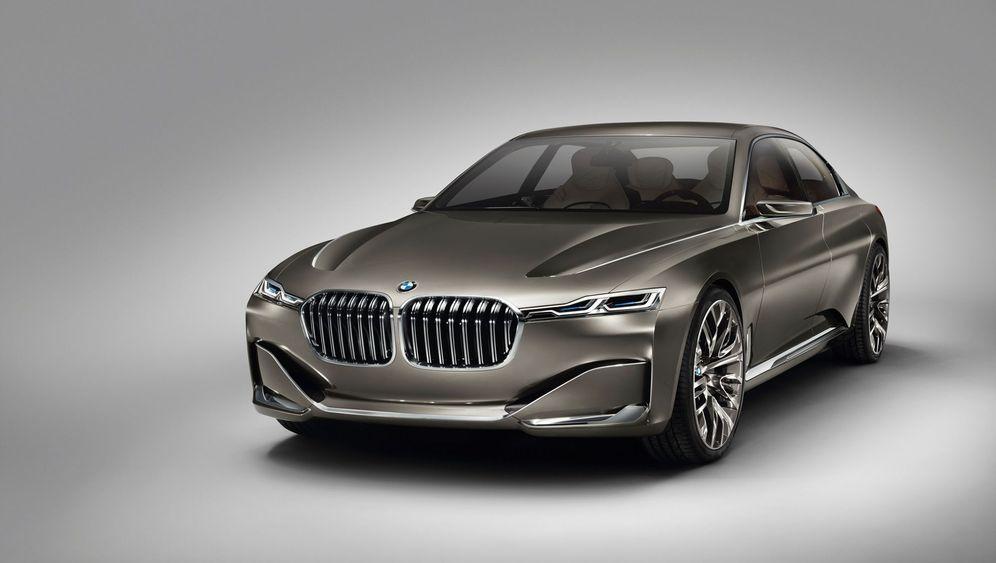 BMW-Studie Vision Future Luxury: Der Dickmann