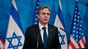 US-Außenminister Blinken spricht sich erneut für Zweistaatenlösung aus