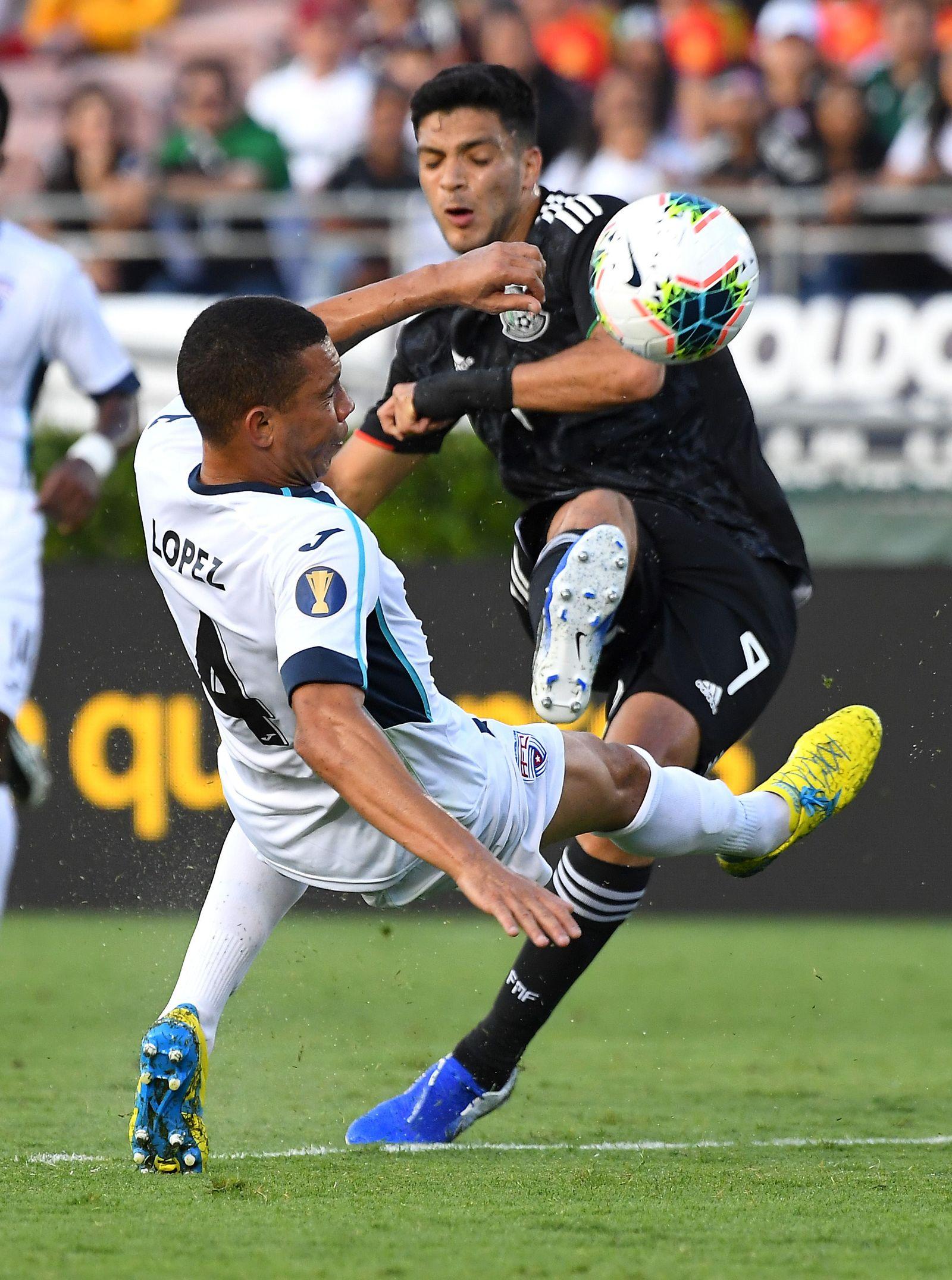 FOI-SOC-SPO-MEXICO-V-CUBA:-GROUP-A---2019-CONCACAF-GOLD-CUP