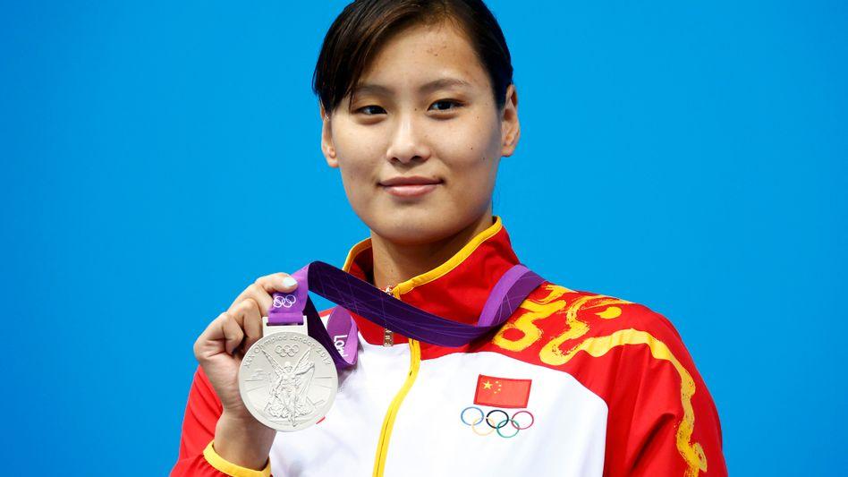 """Schwimmerin Lu: """"Unsere Denkweise hat viele Grenzen"""""""