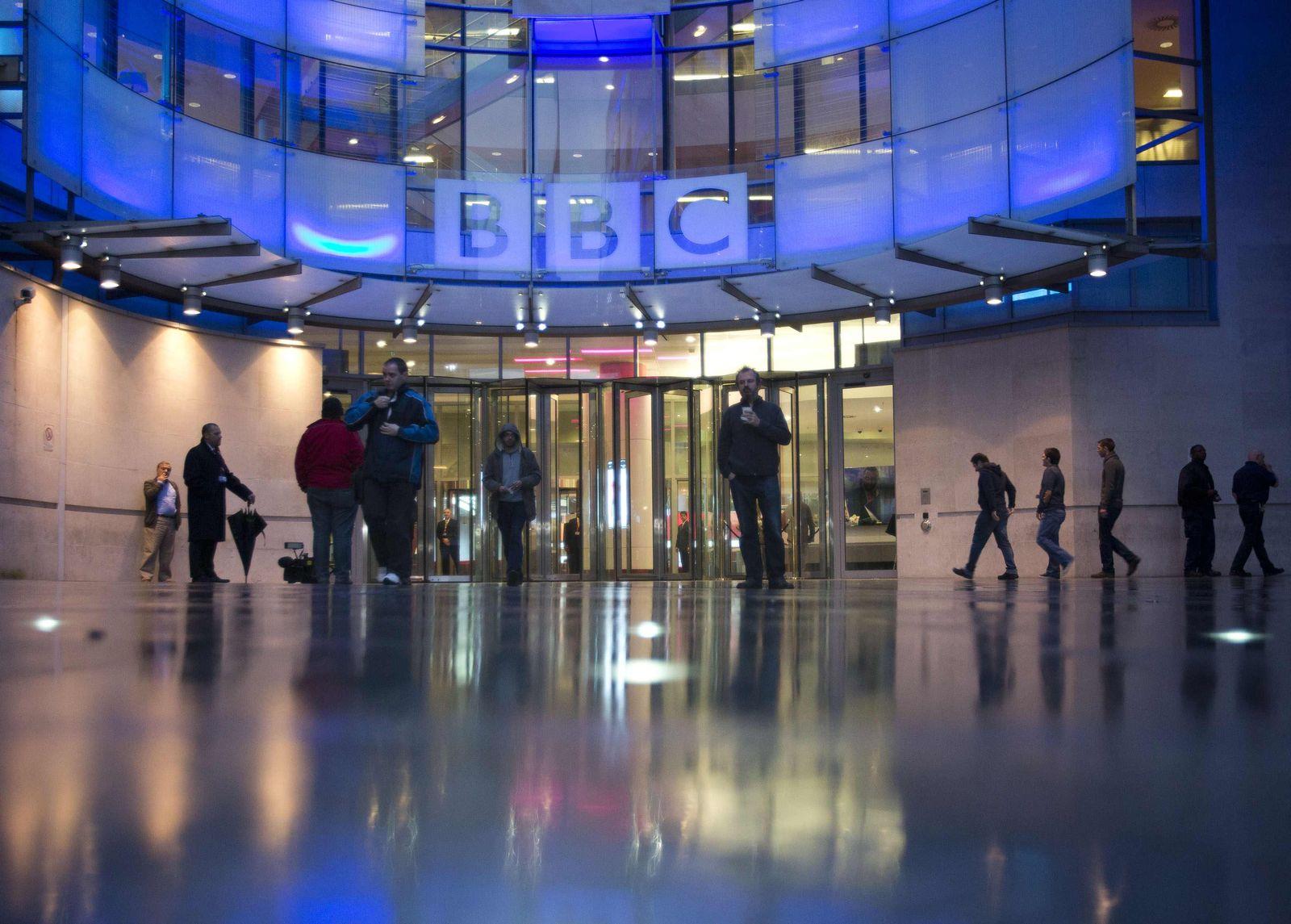 BBC Zentrale / London