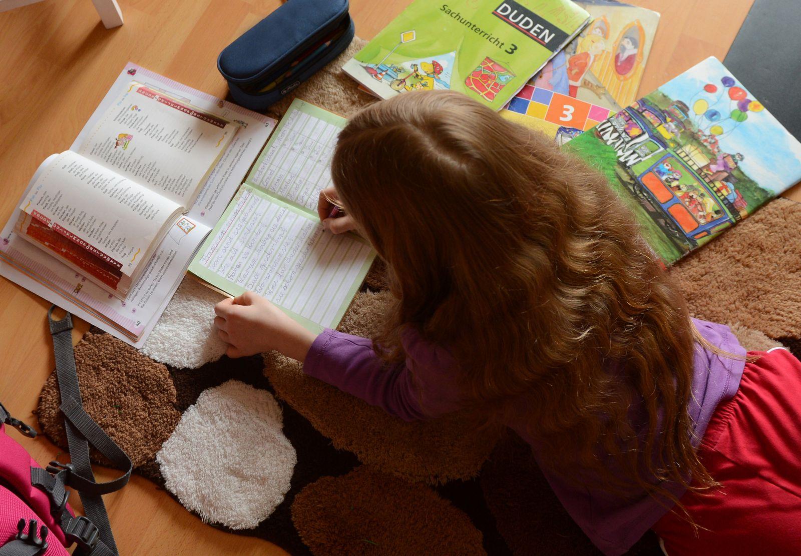 Hausaufgaben/ Ausreden