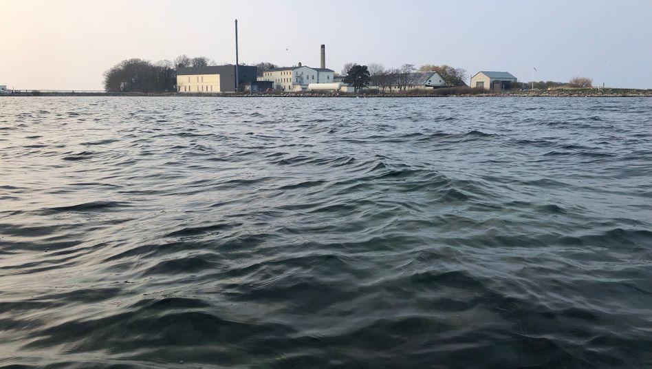 Die dänische Insel Lindholm. Einst wurde hier mit Viren experimentiert, künftig sollen abgelehnte Asylbewerber einziehen.