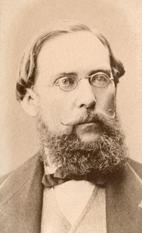 Der Finanzier: August Petermann (1822 bis 1878)