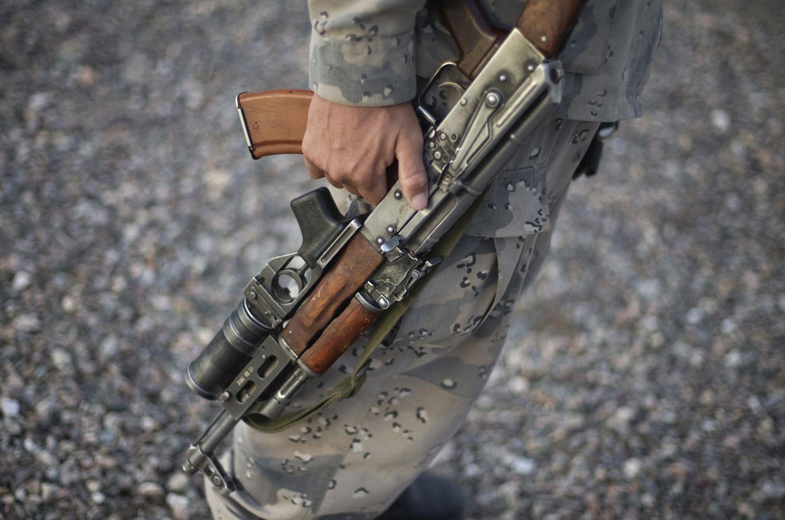 Afghanistan/ AK-47