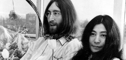 "Legendäres ""Bed-In"" mit John Lennon und Yoko Ono: ""All we are saying is give sleep a chance"""