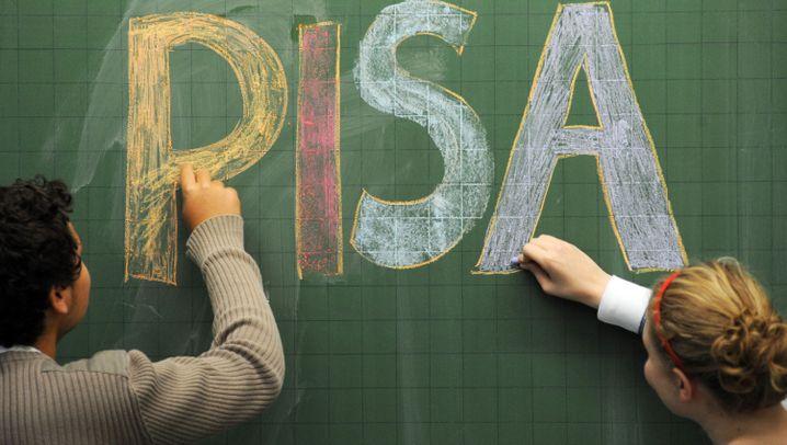 Zehn Jahre Bildungsstudie: Wir sind Pisa