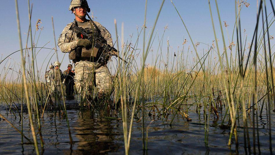 """US-Soldat in der Provinz Kandahar: """"Die Initiative liegt jetzt bei uns"""""""