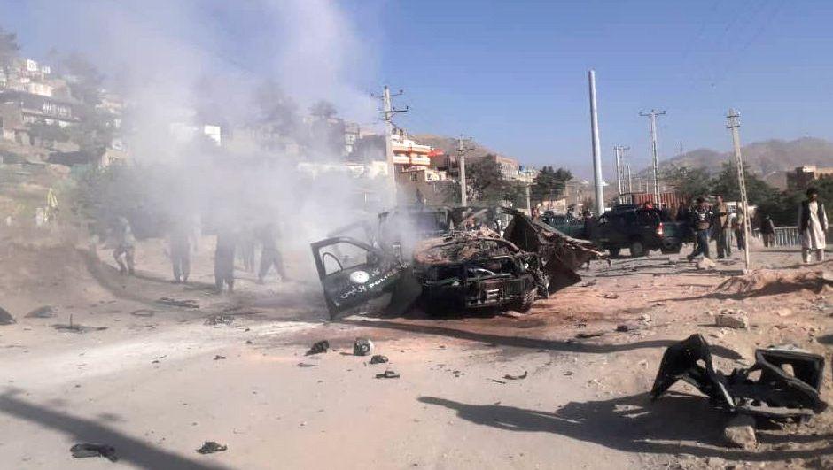 Anschlag in Kabul: Der bewaffnete Konflikt zwischen Taliban und der Regierung hat sich trotz geplanter Friedensgespräche verschärft