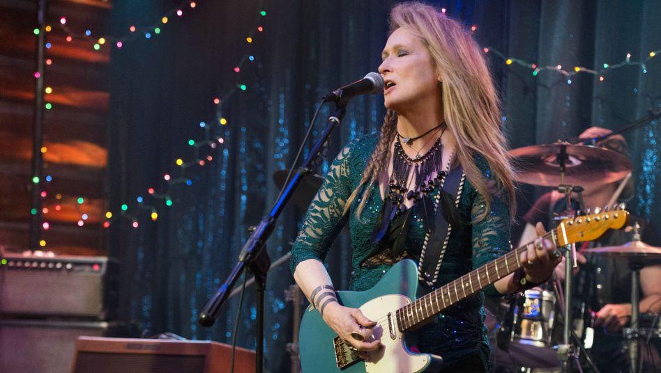 Musiker-Drama mit Meryl Streep: Kein Sex, kaum Drogen, zu wenig Rock'n'Roll