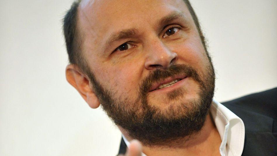 """Markus Peichl, der neue Mann hinter """"Gottschalk Live""""."""