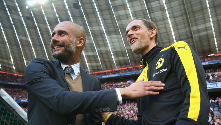 Bayern gegen Dortmund: Fünf Watschn zur Wiesn