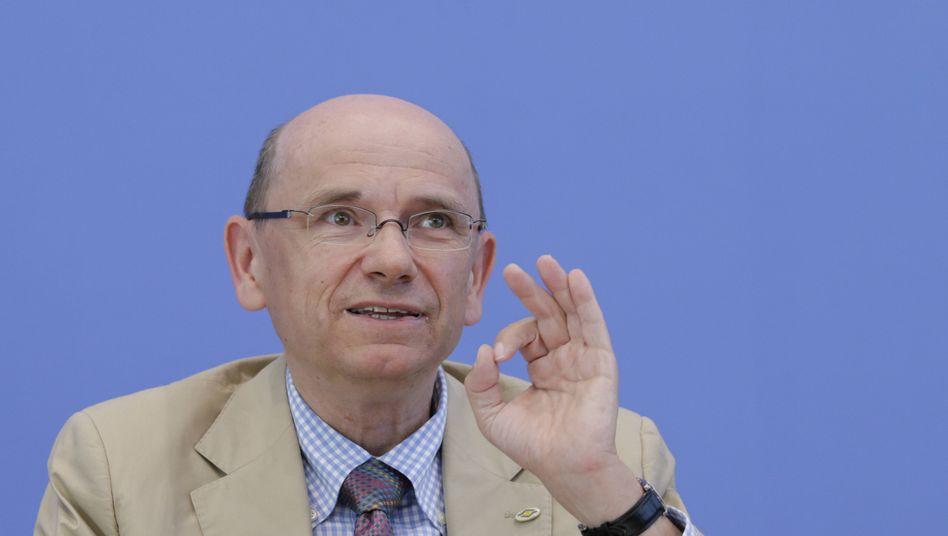 Eugen Brysch, Vorstand der Stiftung Patientenschutz