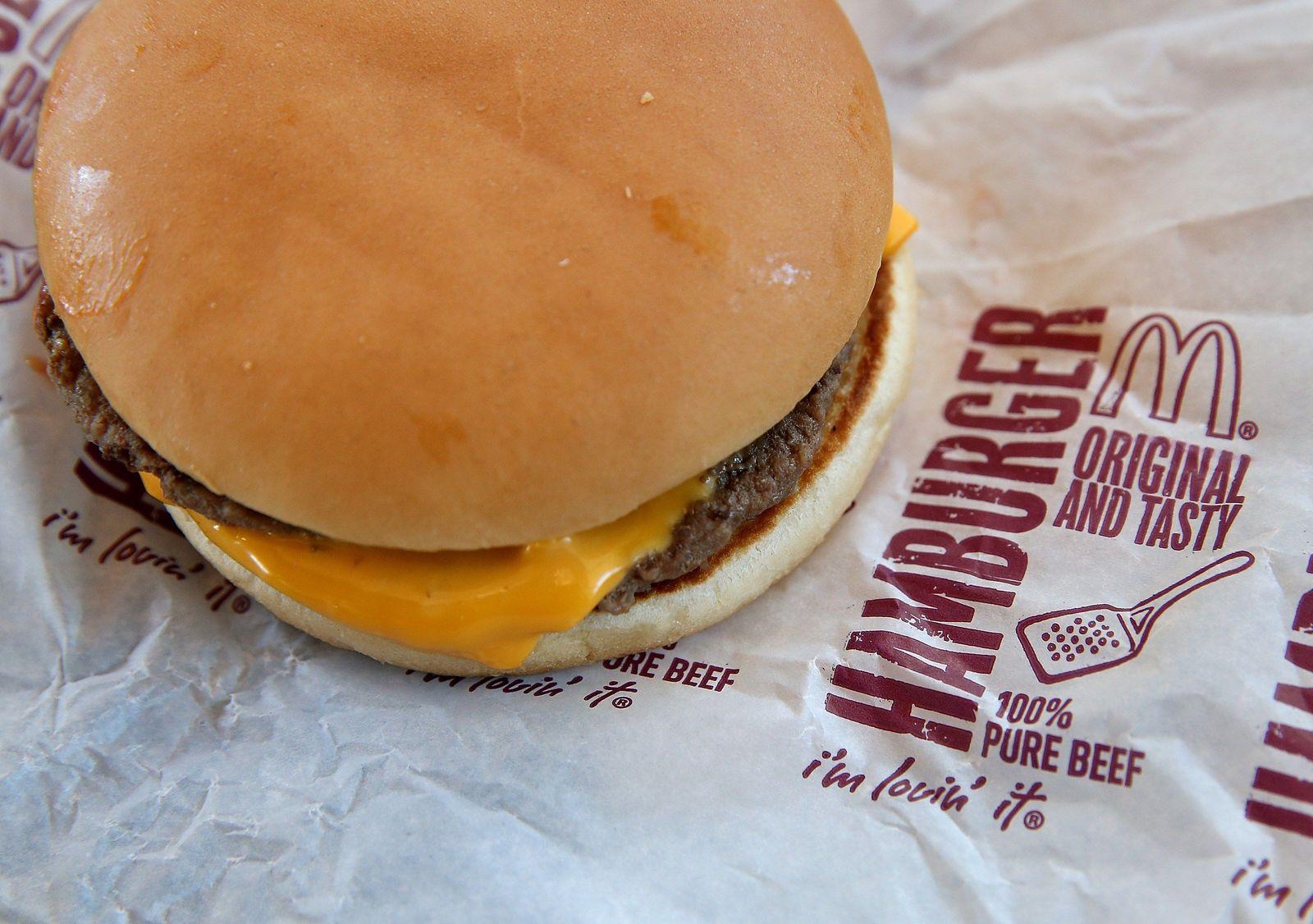 Hamburger McDonald's
