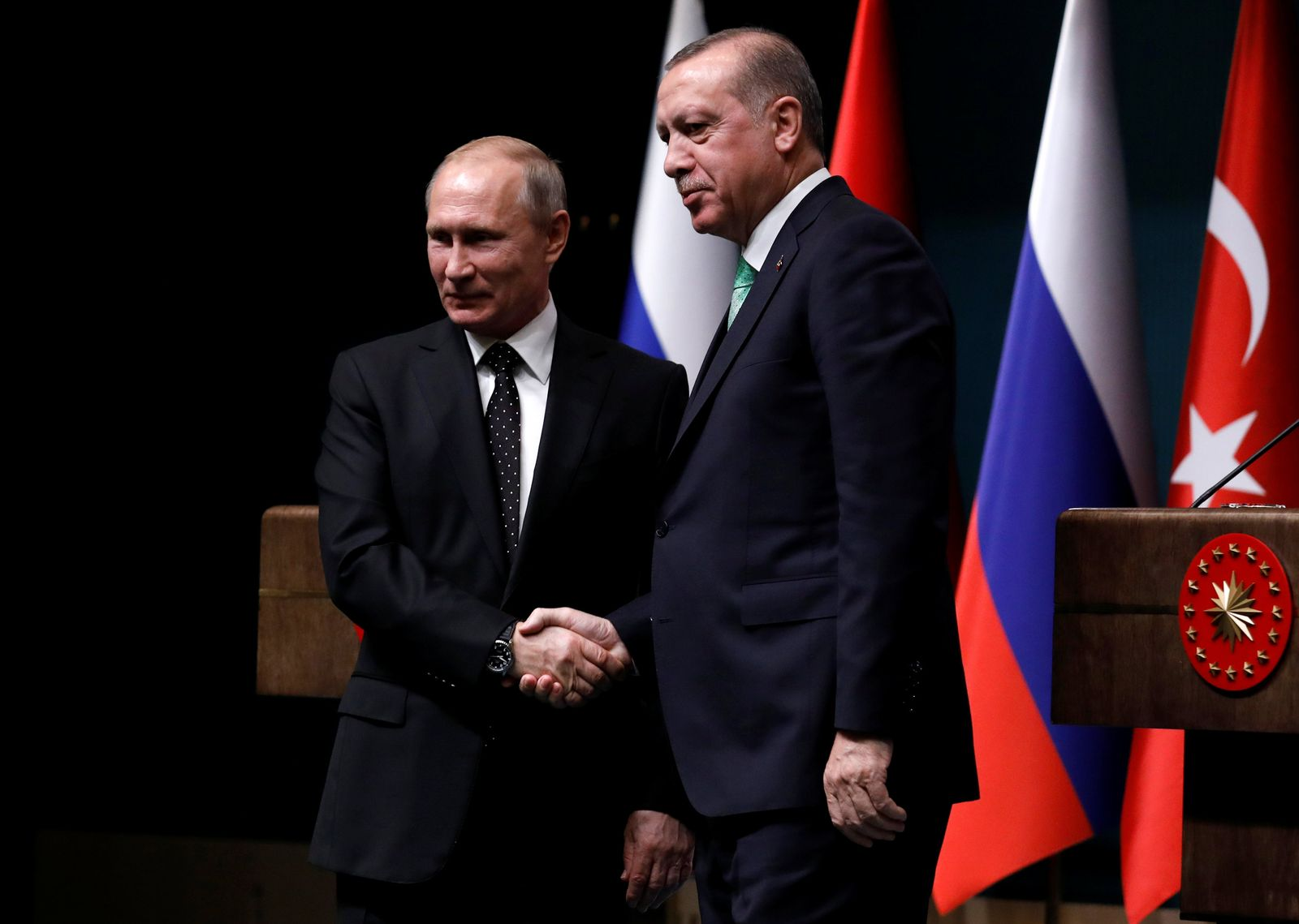 Wladimir Putin Erdogan