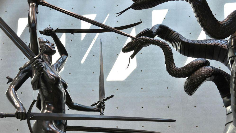 Damien Hirst: Retrospektive der Popkultur