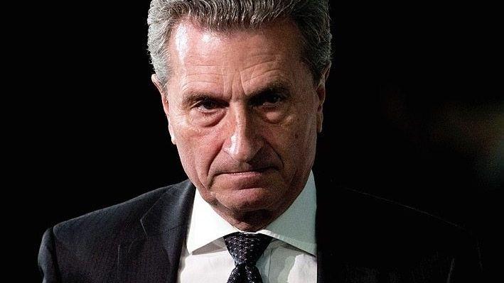 Politiker Oettinger »Nicht jeden Vorschlag zerpflücken«