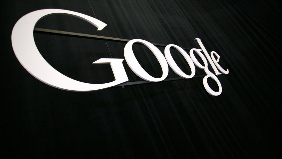 Google-Logo: Der Web-Konzern mit Quasi-Monopol drängt auf neue Geschäftsfelder
