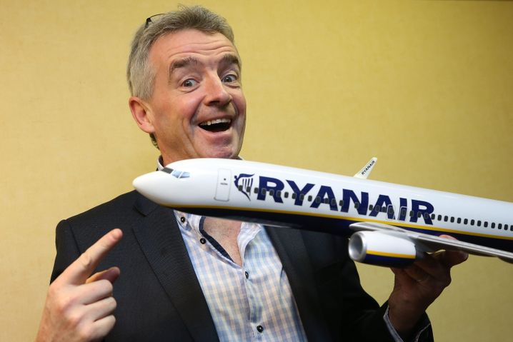 Michael O'Leary: Immer heiter weiter?