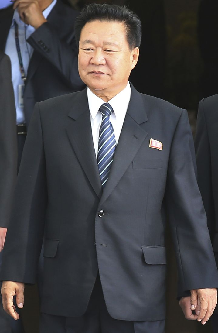 Choe Ryong Hae: Auf Mission in Südkorea