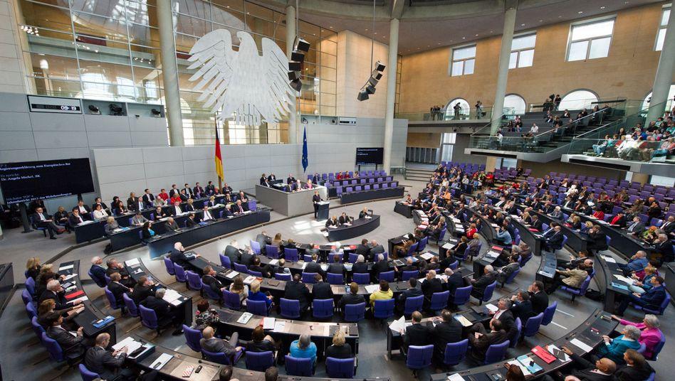 Bundestag: Sperrklausel-Gesetz wurde im Eiltempo durch das Parlament gepeitscht