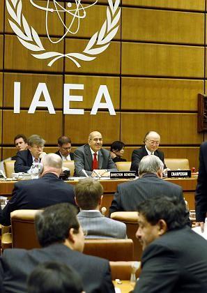 IAEA-Sitzung: Abstimmung am Freitag