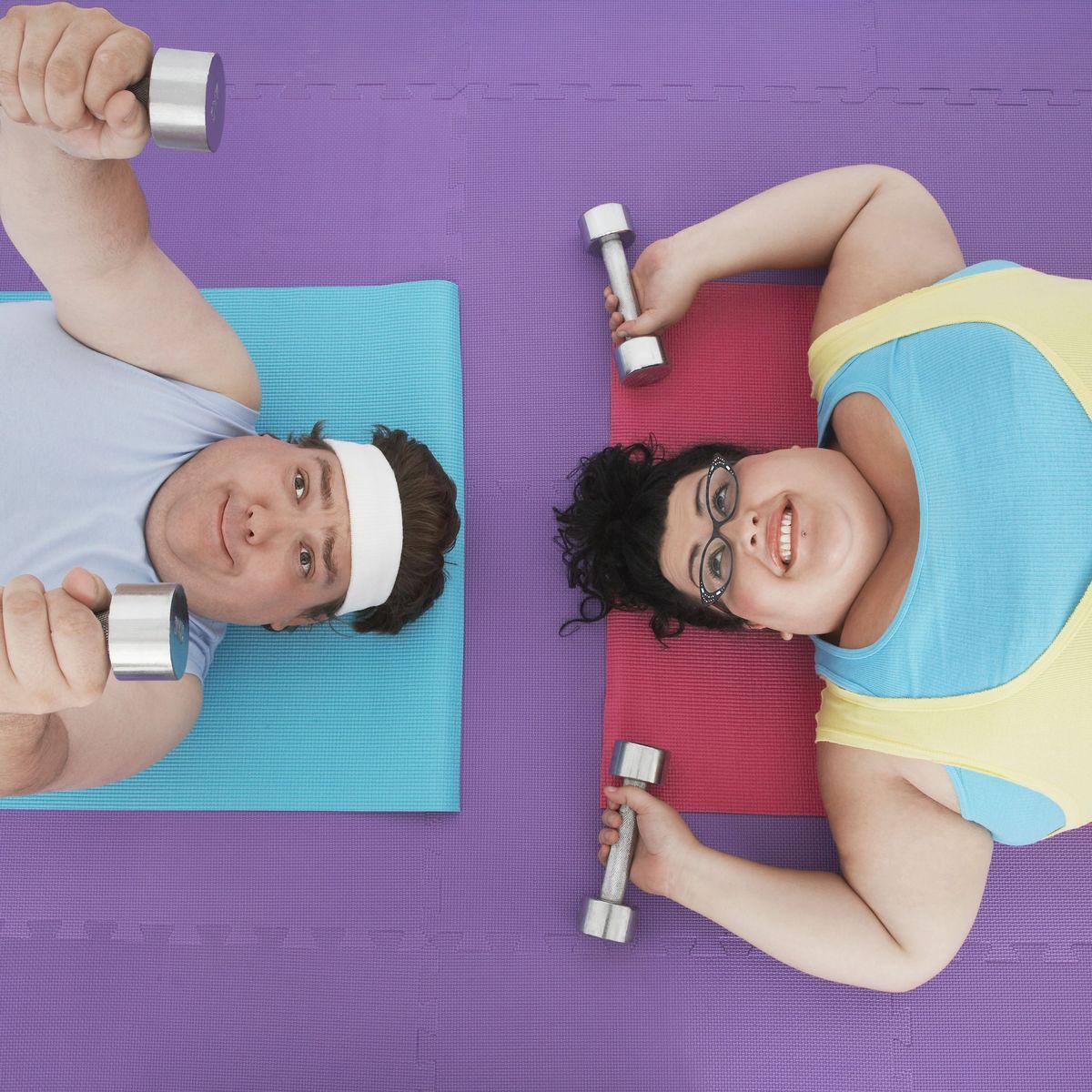 Müssen motiviert bleiben, um Gewicht zu verlieren