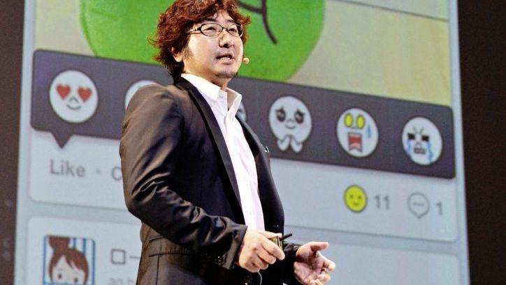 Line-Chef Morikawa: Besonders gut Gefühle mitteilen