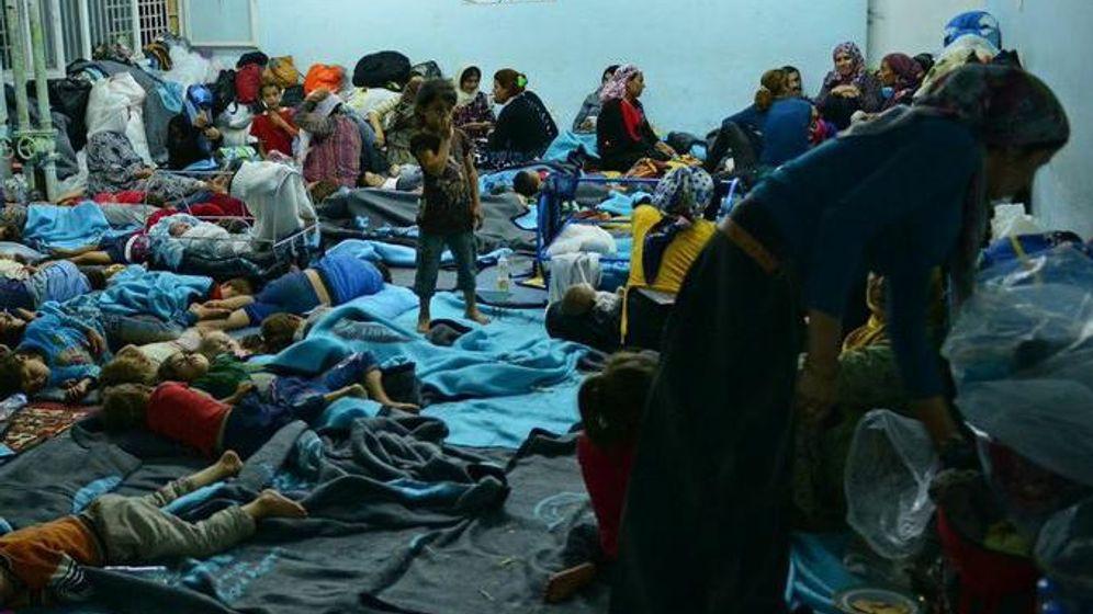 Syrische Flüchtlinge in der Türkei: Überleben im Nirgendwo
