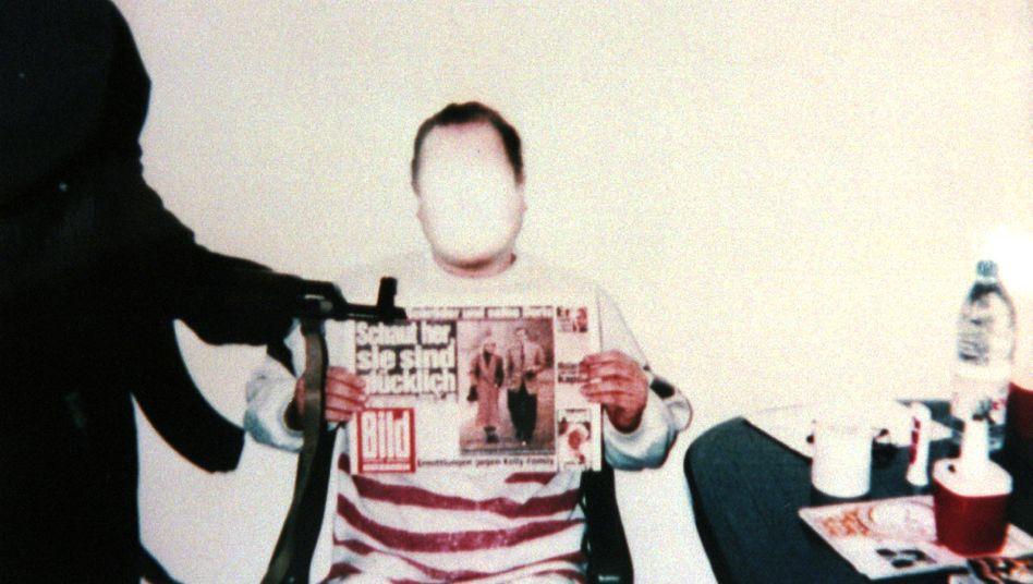 Entführter Jan Philipp Reemtsma (1996): Was wurde aus dem Lösegeld?