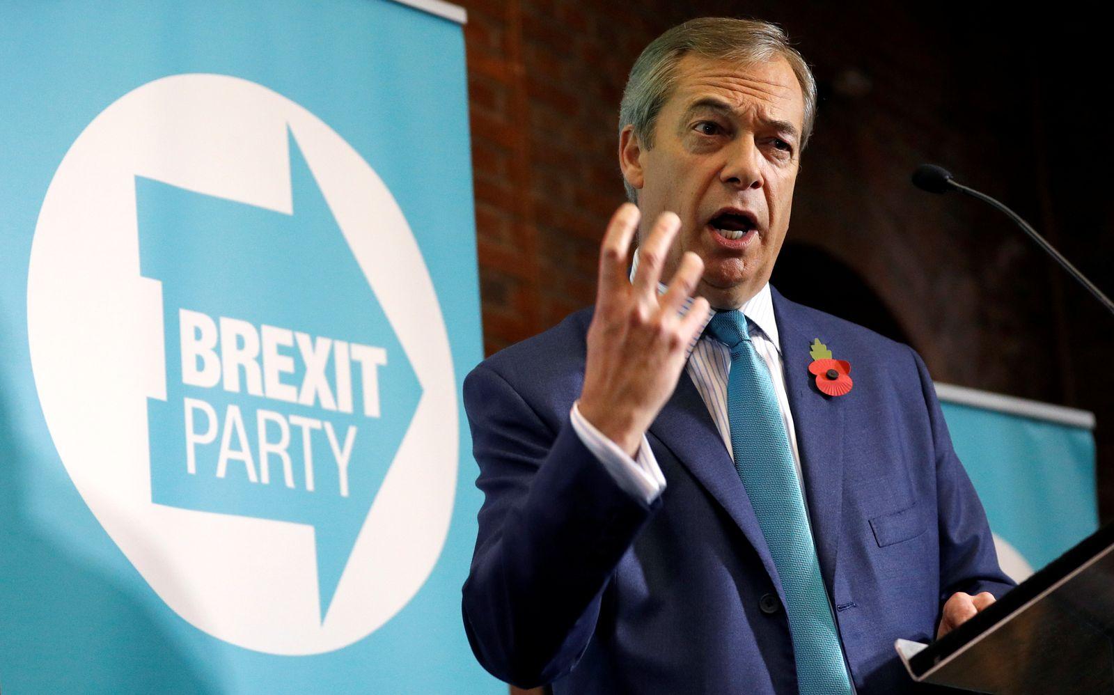 BRITAIN-ELECTION/BREXIT PARTY