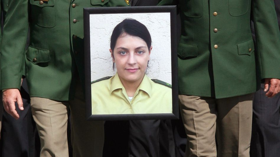 Trauerzug für Michèle Kiesewetter (April 2007): Das vermutlich letzte Mordopfer des NSU