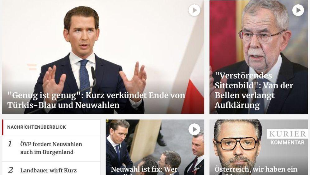 Österreich: Pressestimmen zur Ibiza-Affäre