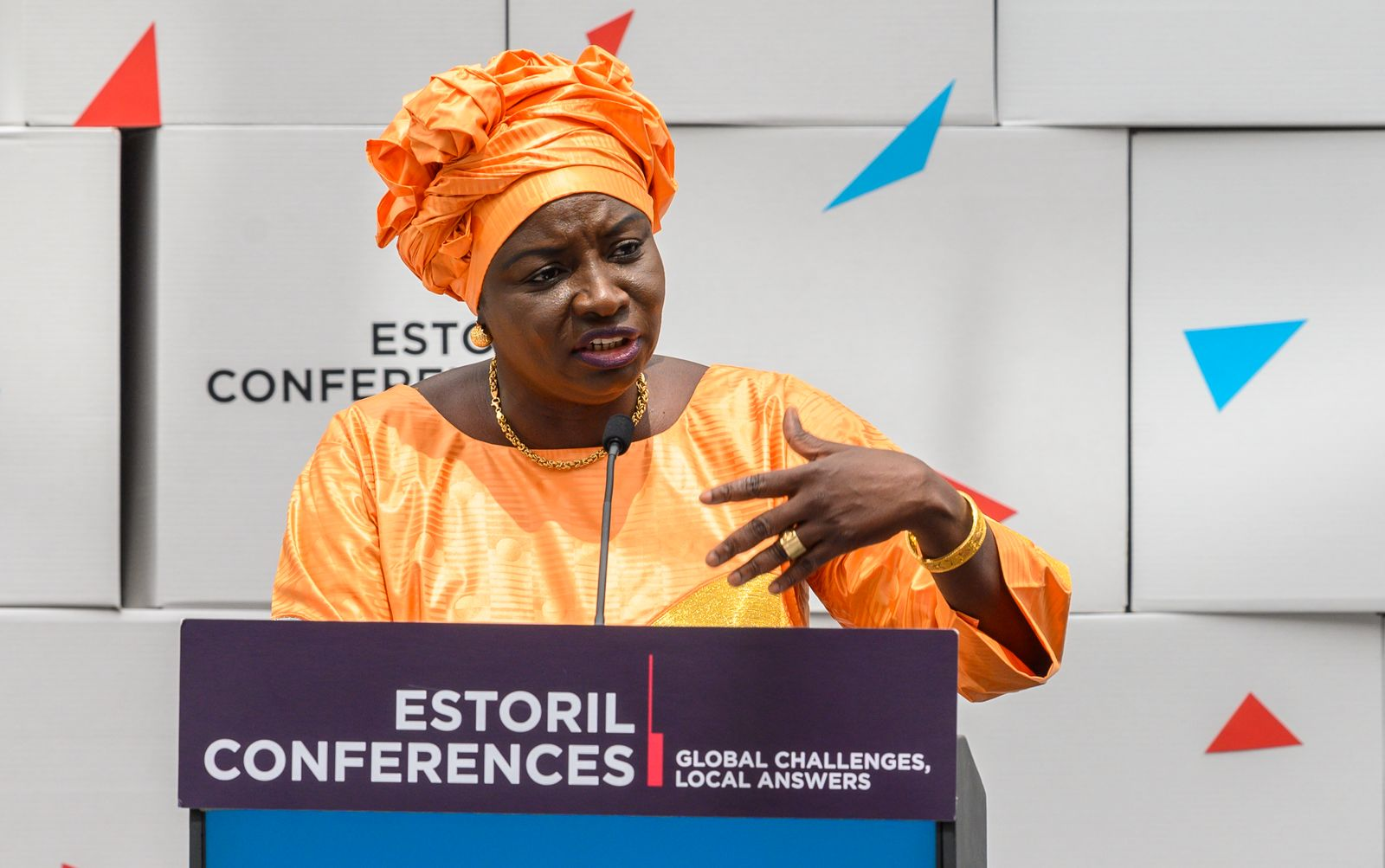 Empowering Humanity: From Local to Global Justice, at Estoril Conferences 2019