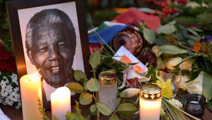 Trauerfeier für Mandela: Abschied von Madiba
