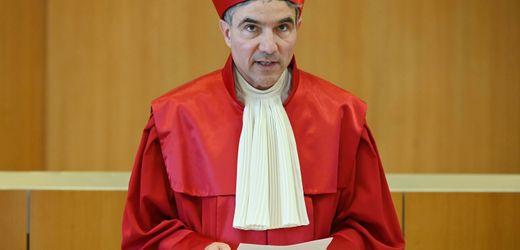 Befangenheitsantrag gegen Verfassungsgerichtspräsident Harbarth abgelehnt