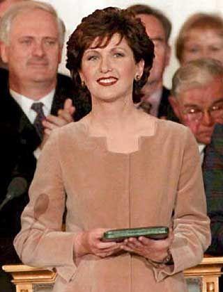 Mary McAleese (Irland)