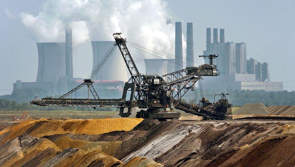 Braunkohletagebau Garzweiler: Ökostrom-Boom stoppt Kohlebergwerk