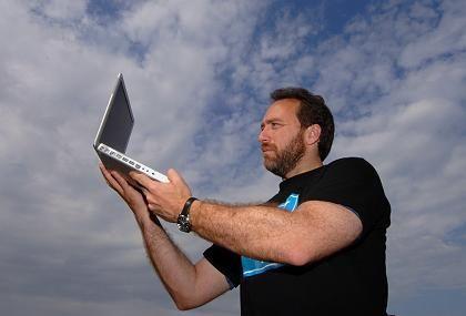 """Jimmy Wales: """"Leidenschaft für Qualität und Integrität"""""""