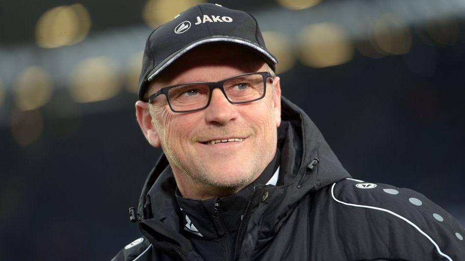 Thomas Schaaf ist wieder Werder-Coach