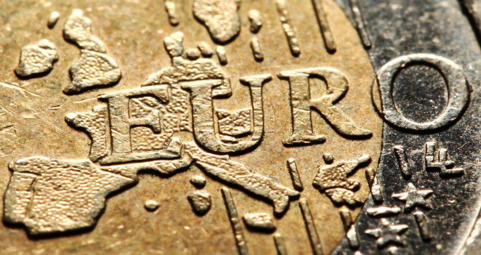 Zwei-Euro-Münze: Gemeinschaftswährung unter Druck