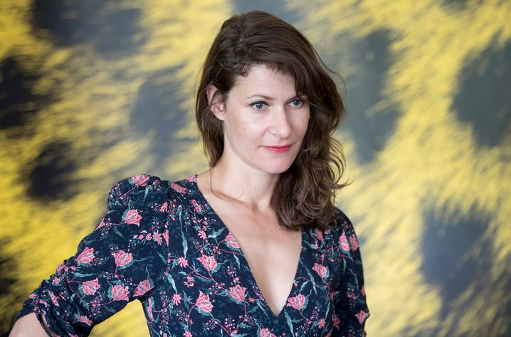 Schauspielerin Inga Birkenfeld