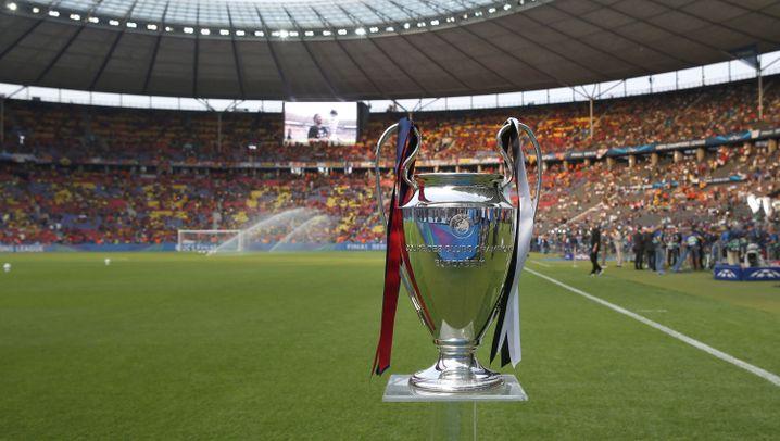 Champions-League-Finale: Blitzstart, Zauber-Hacke, Messi