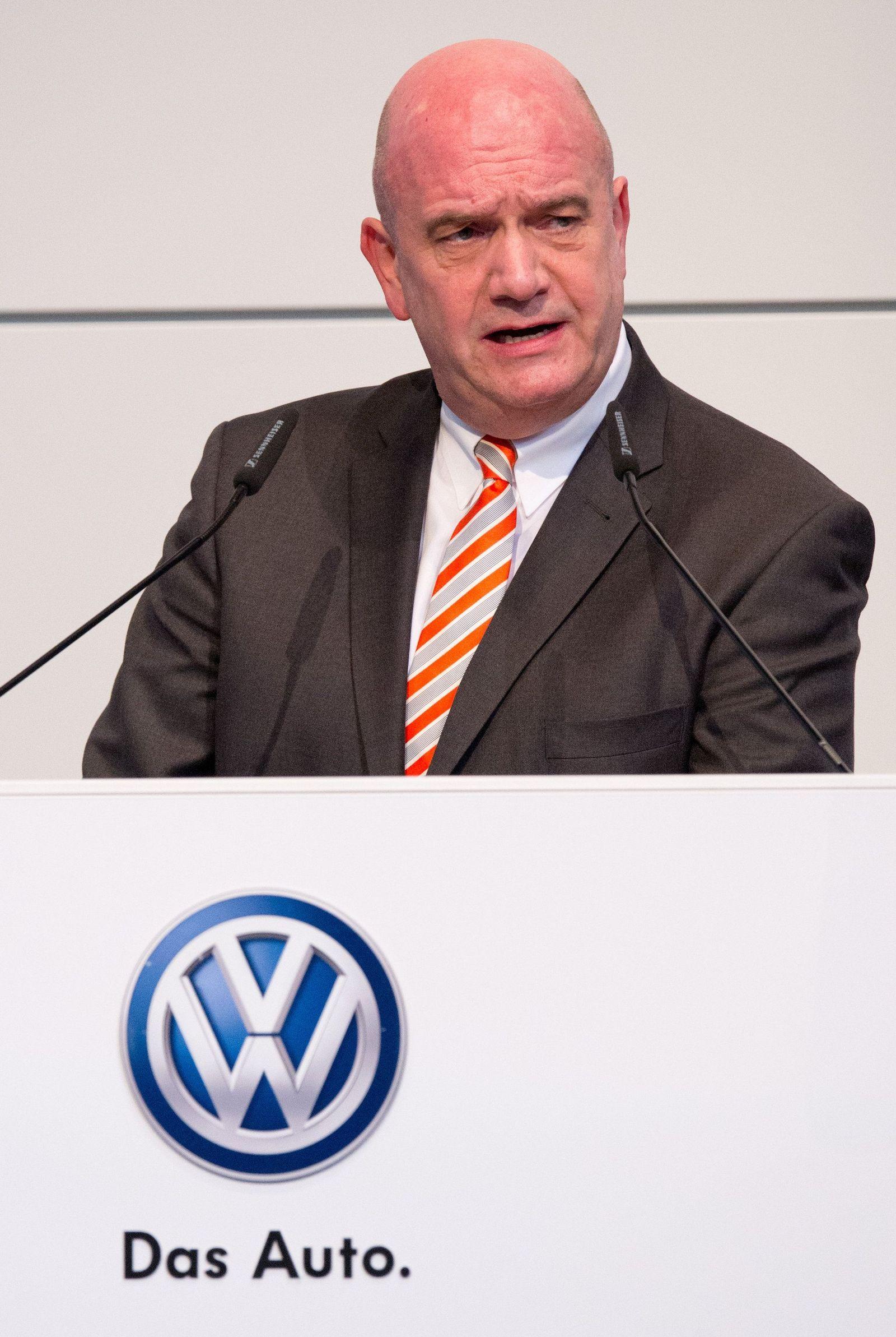 Volkswagen, Bernd Osterloh