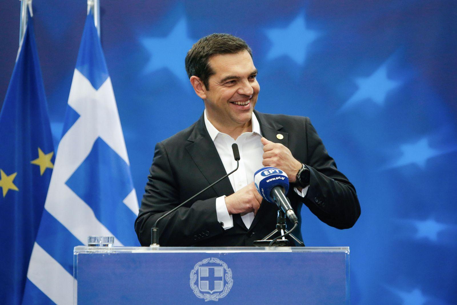 Griechenland / Alexis Tsipras