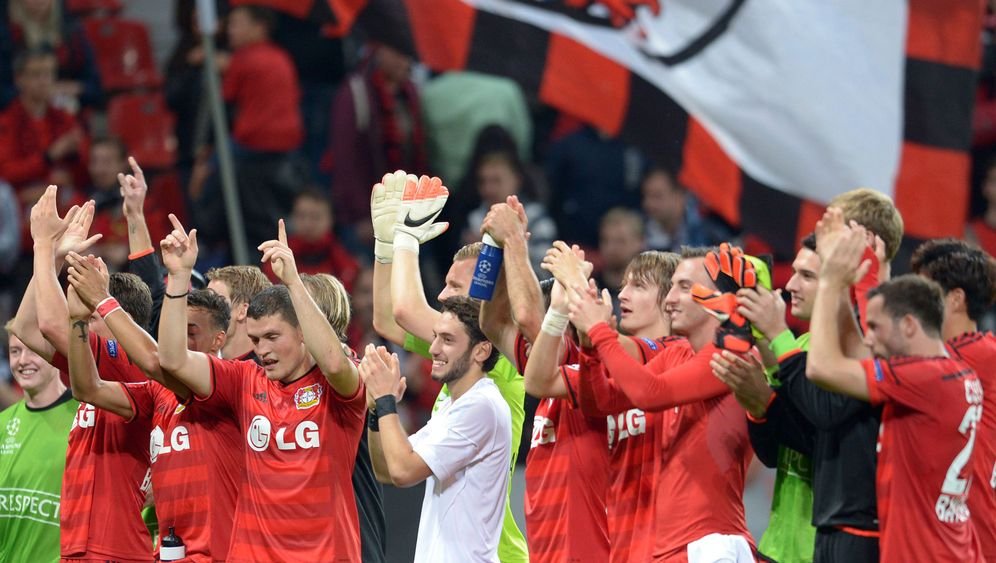 Bayer Leverkusen: Problemlos in die Champions League