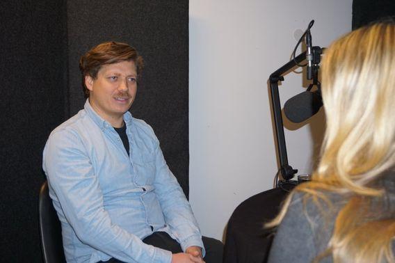 Julian Vester von der Digitalagentur Elbdudler