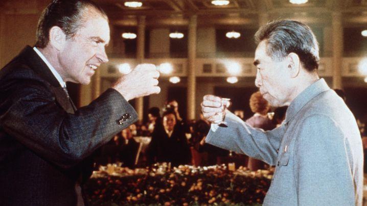 Tischtennis-Diplomatie: Und dann hat es Pong gemacht