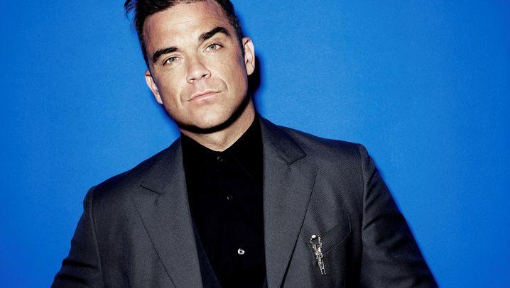 Robbie Williams: Neuer Griff nach der Popkrone